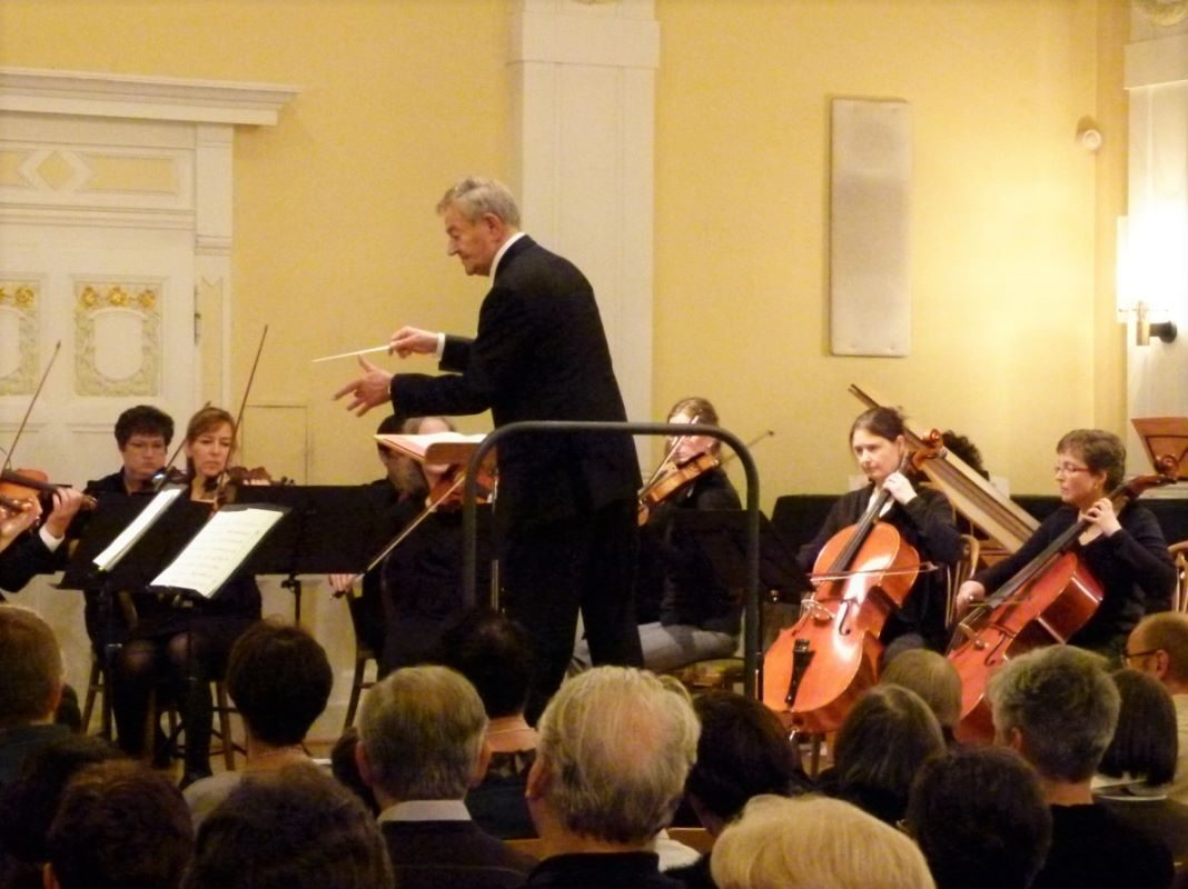 Kammerorchester Attendorn - November 2015