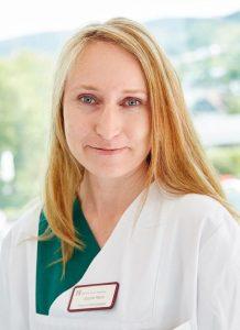 Pflegetrainerin Sabine Renn  (Foto: Kathrin Menke)