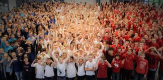 Paris-Love - St. Ursula Schule Nov. 2015