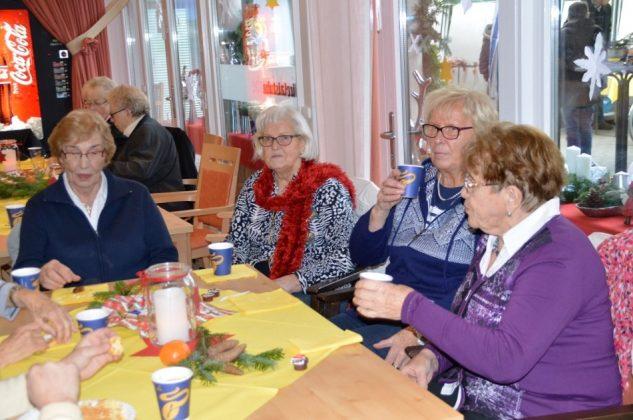 Adventsbasar 2015 - HMA Attendorn