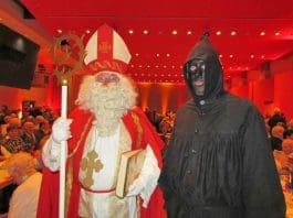 Vorweihnachtliches Seniorentreffen in der Stadthalle