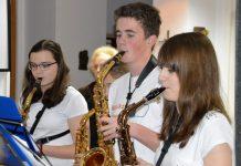 Jugendorchester Weihnachtskonzert Seniorenzentrum 2015 Attendorn