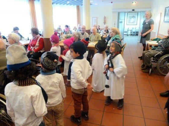 """Adventsfeier Seniorentreff """"Grüner Weg"""""""
