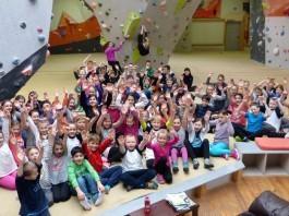 TV Attendorn Kids - Kletterhalle 2016