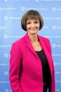 Dr. Bettina Wolf - Arbeitsagentur Siegen