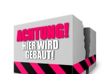 Achtung Baustelle in Attendorn