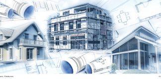 Immobilien - Neubauten Rohbau und Baupläne