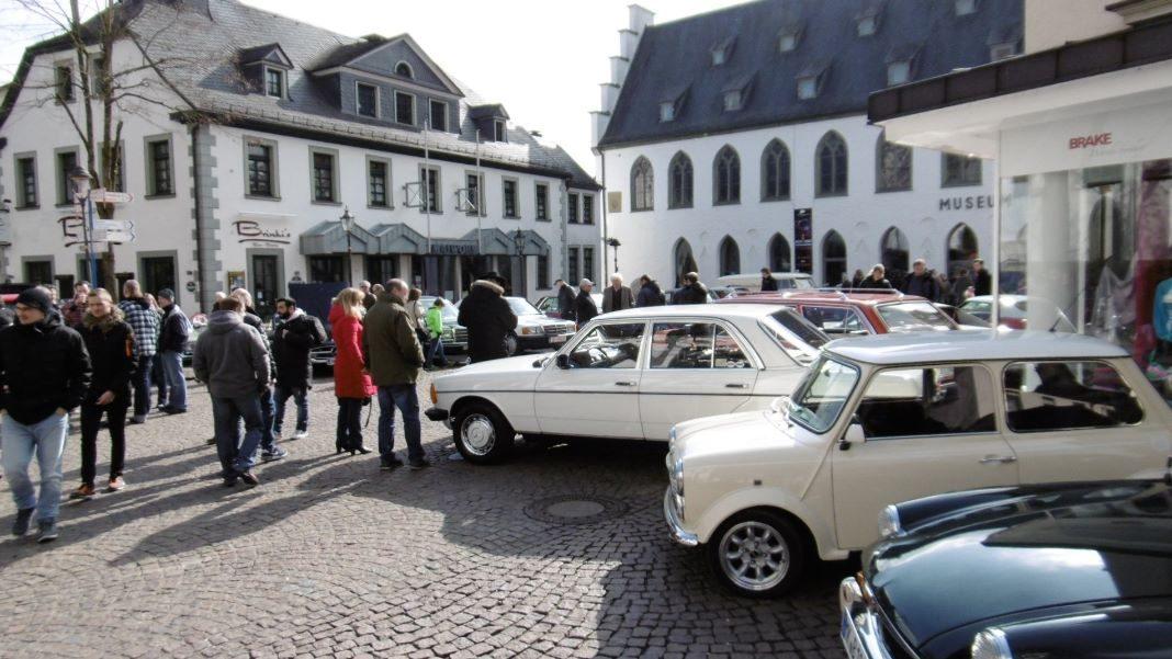 Oldtimertreff Attendorn Frühlingsmarkt