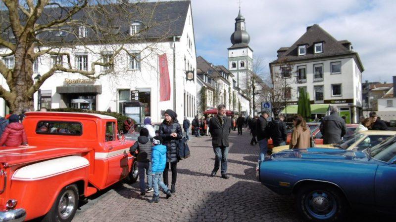 Oldtimertreff Attendorn Frühlingsmarkt März 2016 - Foto: K.-H. Wolbeck