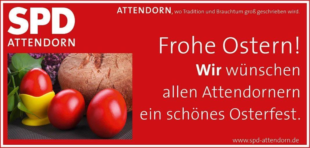 SDP Attendorn - Ostern 2016
