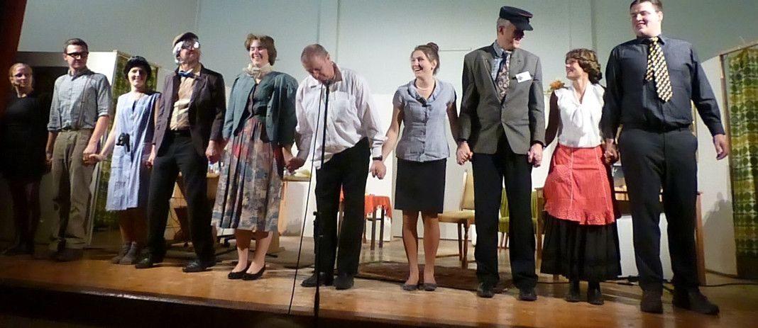 Theatergruppe Helden