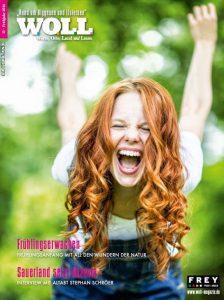 WOLL - Das Regionalmagazin BIGGESEE - SAUERLAND Ausgabe FRühjahr 2016