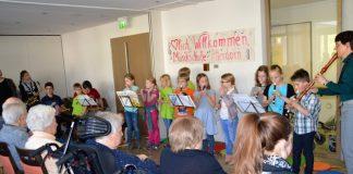 Konzert Musikschule Attendorn Haus Mutter Anna