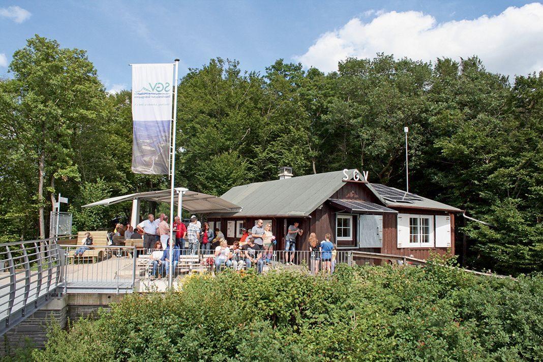 SGV-Hütte Attendorn