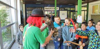 Schulfest Hanseschule