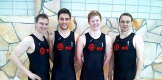 Triathlon-Landesligamannschaft 2016