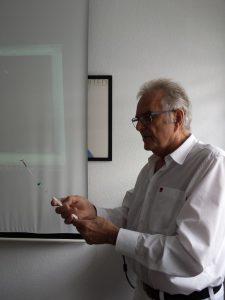 Sonnenschule Attendorn besuchte Dr. Rainer Pfingsten