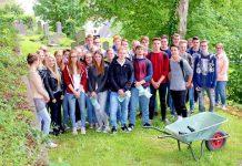 Jüdischer Friedhof Attendorn - Rivius Gymnasium