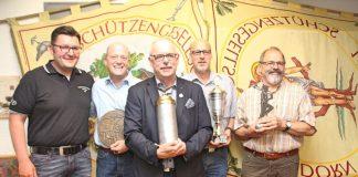 Königskompanie Pokalschiessen 2016