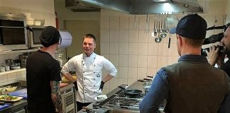 """Sauerlandwoche """"Mein Lokal, Dein Lokal"""" - Dreharbeiten - Hanse-Kogge Attendorn - 2016 Foto:Mediterran Steakhaus Attendorn"""