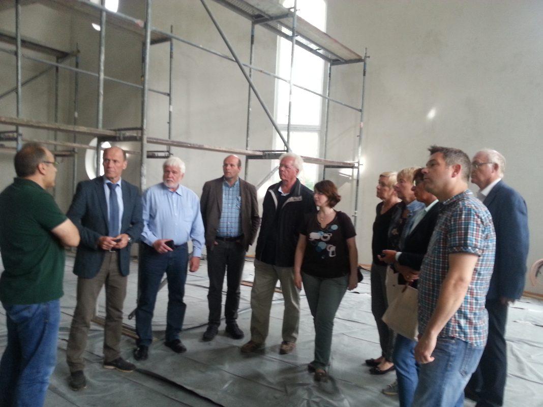 Attendorner Geschichten - CDU Attendorn Moscheebesuch