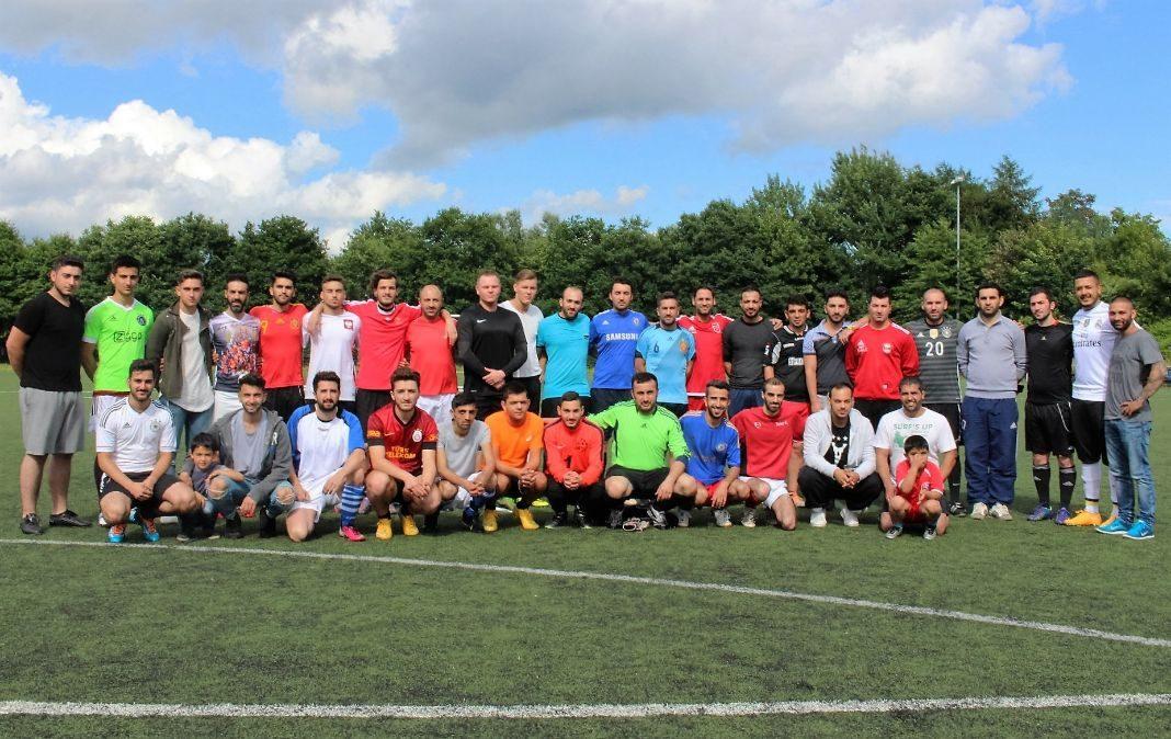 Sportfreunde Azadi Attendorn 2016