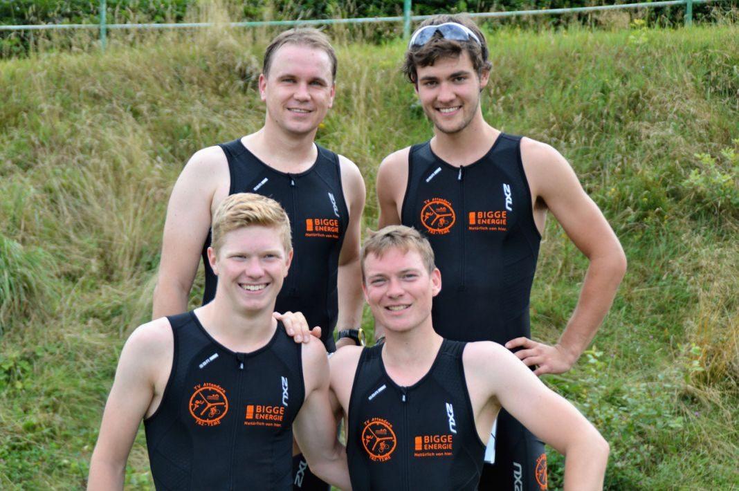 Triathlon TV Attendorn 2016