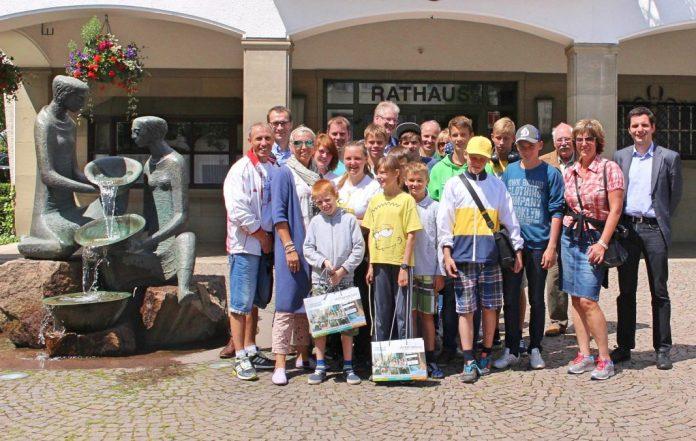 Russische Waisenkinder zu Gast in Attendorn 2016