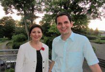 Nominierung Baradari Nezahat SPD-Bundestagdirektkandidatin