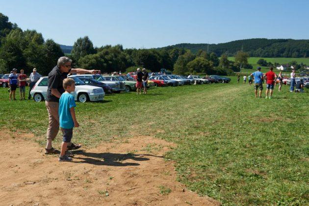 Sommer-Oldtimertreff im Repetal - 2016