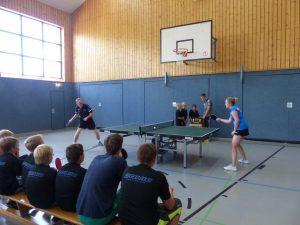Attendorner Geschichten - Tischtennis