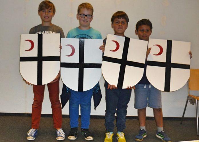 Kinderferienprogramm - Vom Knappen zum Ritter