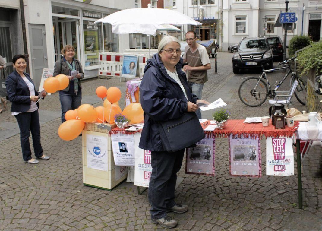 Agendaforum Wochenmarkt Attendorn 2016