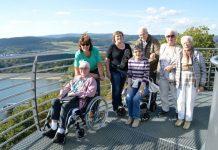 Haus Mutter Anna: Ausflug zur SGV-Hütte