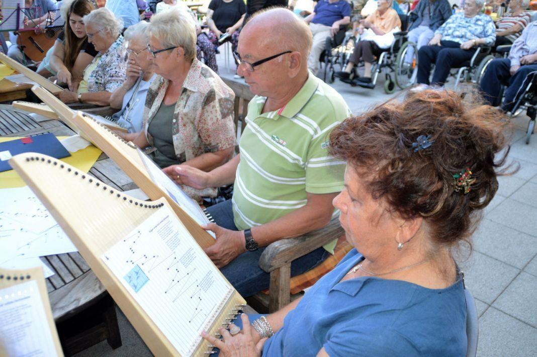 Veeh-Harfen Gruppe Hagen - Haus Mutter Anna