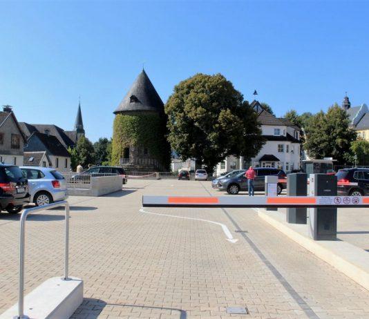 Parkplatz Feuerteich Attendorn