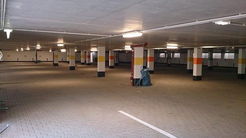 Feuerteich-Parkdeck