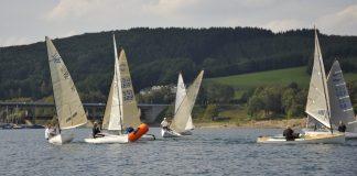 attendorner geschichten - yacht club lister - finn regatta