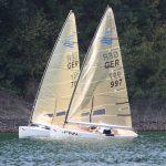 attendorner geschichten - yacht-club lister - finn regatta