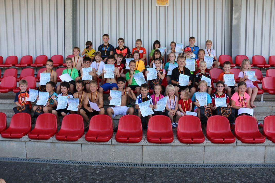 Attendorner Geschichten - Kinder- und Jugendtriathlon