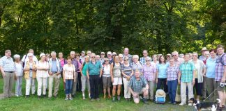Wanderfahrt nach Braunfels und Weilburg - sgv