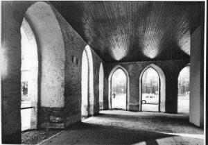 offene arkaden - Südsauerlandmuseum Attendorn