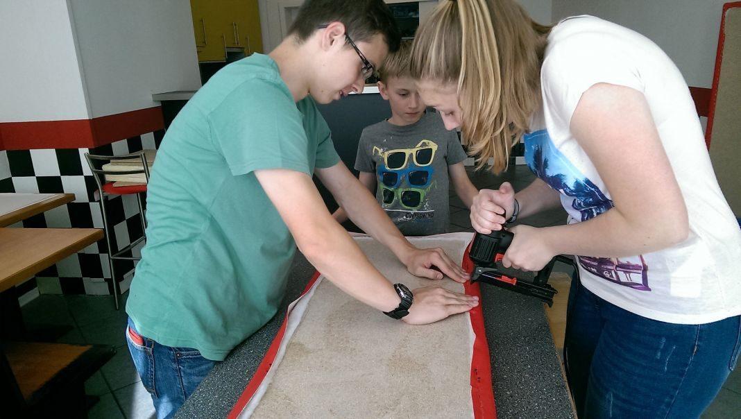 Jugendtreff Attendorn - Renovierungsarbeiten
