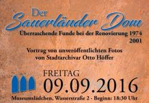Vortrag Der Sauerländer Dom