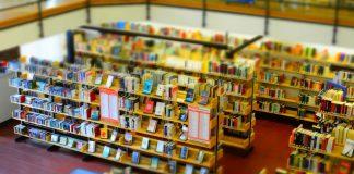 Die Zukunft der Bibliotheken sind die digitalen Medien
