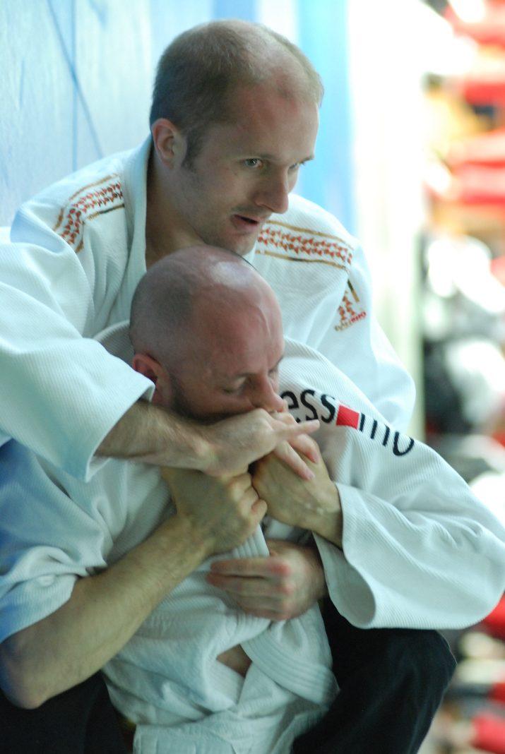 attendorner geschichten - judoka florian müller