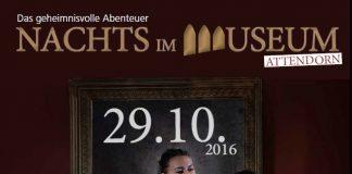 Gruselnacht im Südsauerlandmuseum Attendorn