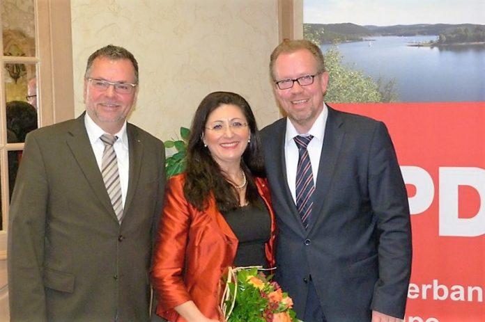 Nezahat Baradari ist SPD-Bundestagskandidatin für den Kreis Olpe