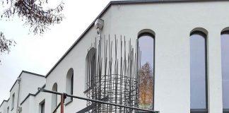 Attendorner Moschee Minarett