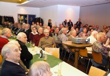 Senioren zu Gast bei der Schützengesellschaft